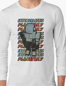 Beastie Boys - Intergalactic Planatary Long Sleeve T-Shirt
