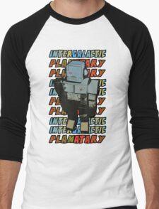 Beastie Boys - Intergalactic Planatary Men's Baseball ¾ T-Shirt