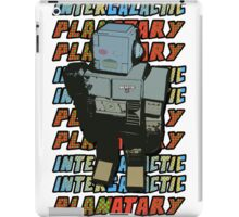 Beastie Boys - Intergalactic Planatary iPad Case/Skin