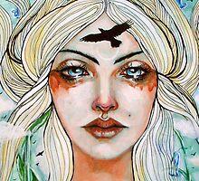 Freyja by MoonSpiral