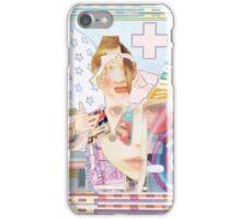Nurse Quaylube. iPhone Case/Skin