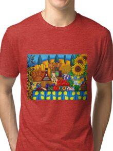 Tuscany Delights Tri-blend T-Shirt