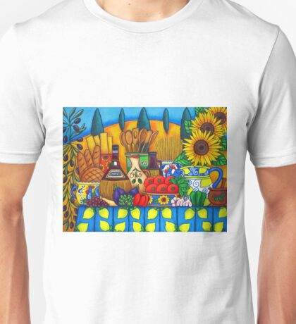 Tuscany Delights T-Shirt