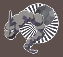 Boulder Badge Onix by lomm