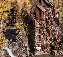 Crystal Mill by Candy Gemmill