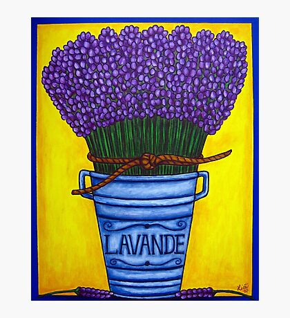 Colours of Provence Photographic Print