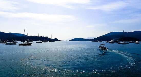 Hebe Haven, Sai Kung, Hong Kong by Cara Gallardo Weil