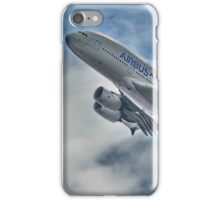 A380 @ Farnbrough  Airshow 2014 iPhone Case/Skin
