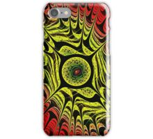 Yellow Dragon Eye iPhone Case iPhone Case/Skin