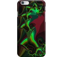 Carnivorous Fractal Design iPhone Case iPhone Case/Skin