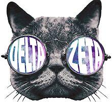 Delta Zeta Cat Galaxy by trendysticks