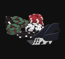 Dark Side of the Fours! One Piece - Long Sleeve