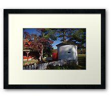 Landis Valley Crib I Framed Print