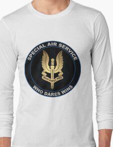 Special Air Service Logo Long Sleeve T-Shirt