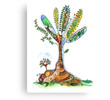 Tree of Life 9 Canvas Print