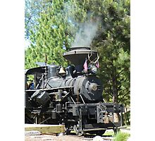 Narrow Gauge - SVRR Photographic Print