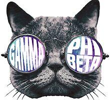 Gamma Phi Beta Cat Galaxy by trendysticks