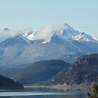 Mountains near Gold Bridge BC by KansasA
