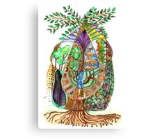 The Secret Life of Trees Canvas Print