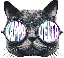 Kappa Delta Cat Galaxy by trendysticks