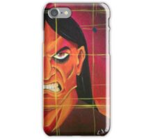 Nathan Explosion-Metalocalypse iPhone Case/Skin