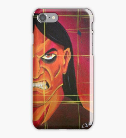 Nathan Explosion-Metalocalypse iPhone Case/Skin