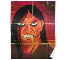 Nathan Explosion-Metalocalypse Poster