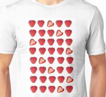 Strawberry Kisses Unisex T-Shirt