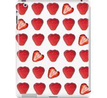 Strawberry Kisses iPad Case/Skin