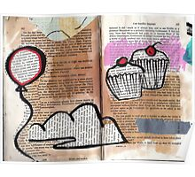 Altered Book 13.5 Poster