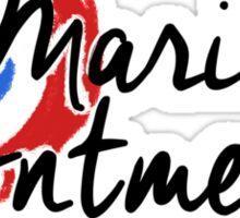 Marius Defense Squad Sticker