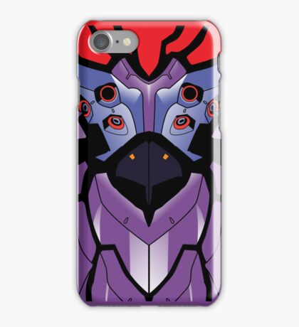 EVA-01 iPhone Case/Skin