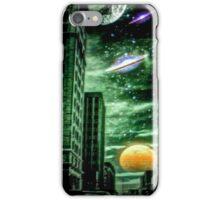 Alien Skies iPhone Case/Skin