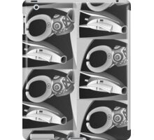 Two Masks iPad Case/Skin