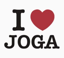 I Love JOGA by candacing