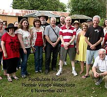 RB Rumblers ~ Pioneer Village Wilberforce ~ 6 Nov 2011 by Rosalie Dale