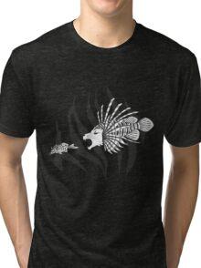 Safari Life Aquatic Tri-blend T-Shirt