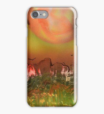 Alien World iPhone Case/Skin