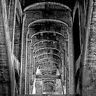 Ford Bridge by Jeff Stubblefield