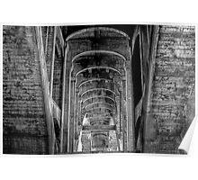 Ford Bridge Poster