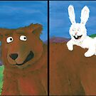 The Bear & the Bunny by Bart Castle