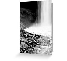 Minnehaha Falls 2 Greeting Card