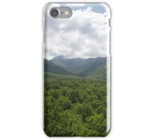 Mount LeConte iPhone Case/Skin