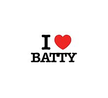I Love BATTY by meunice