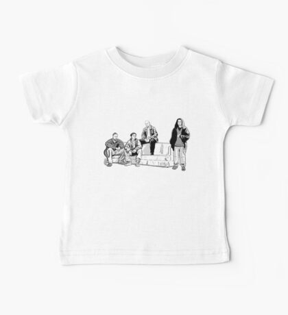 The Couch Baby Tee