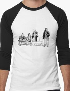 The Couch Men's Baseball ¾ T-Shirt