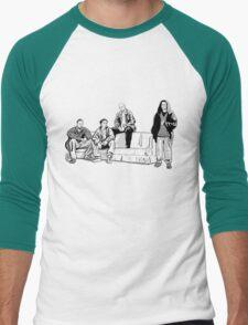 The Couch Men's Baseball ¾ T-Shirt