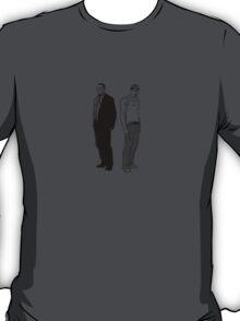 Stringer Bell and Avon Barksdale T-Shirt