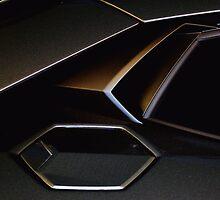 Aventador by Bob Wall