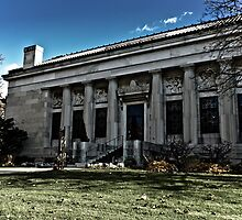 History Museum HDR by mwh2